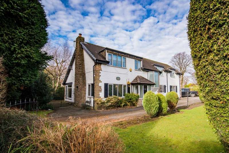 4 Bedrooms Detached House for sale in Leigh Road, Worsley, Manchester, M28 1LW