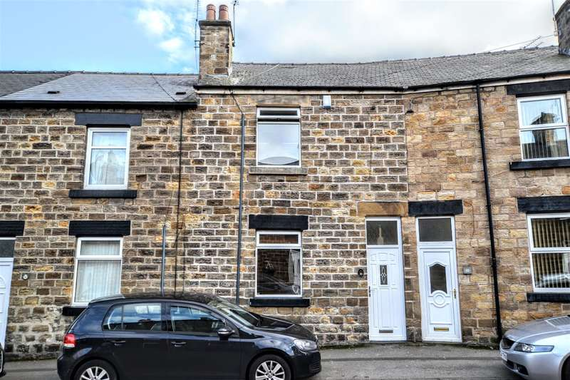3 Bedrooms Terraced House for sale in Lancaster Street, Barnsley, S70 6DL