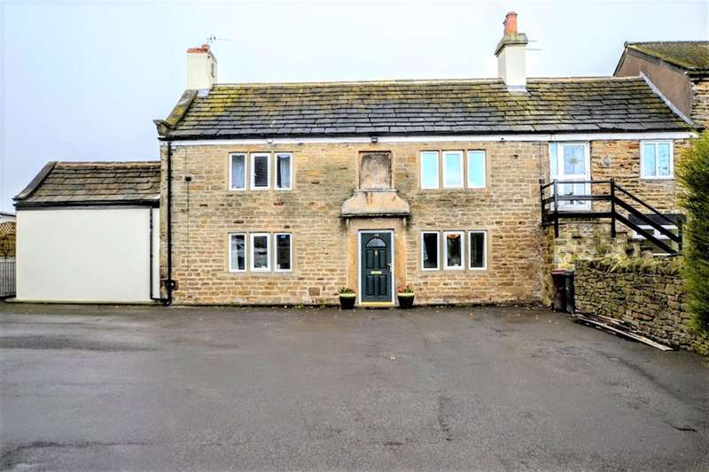 4 Bedrooms Detached House for sale in Chapel Road, Tankersley, Barnsley, S75 3AR