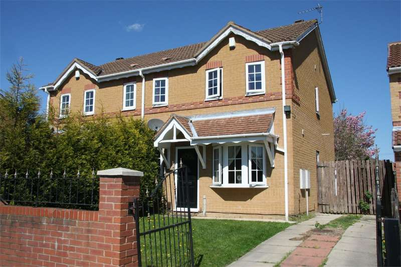 3 Bedrooms Semi Detached House for sale in Raven Royd, BARNSLEY, South Yorkshire