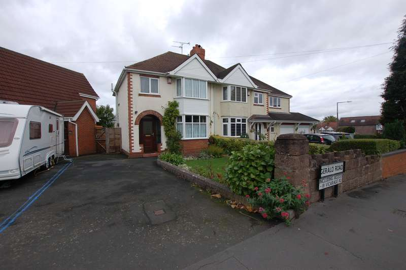 3 Bedrooms Semi Detached House for sale in Vicarage Road, Wollaston, DY8 4NS