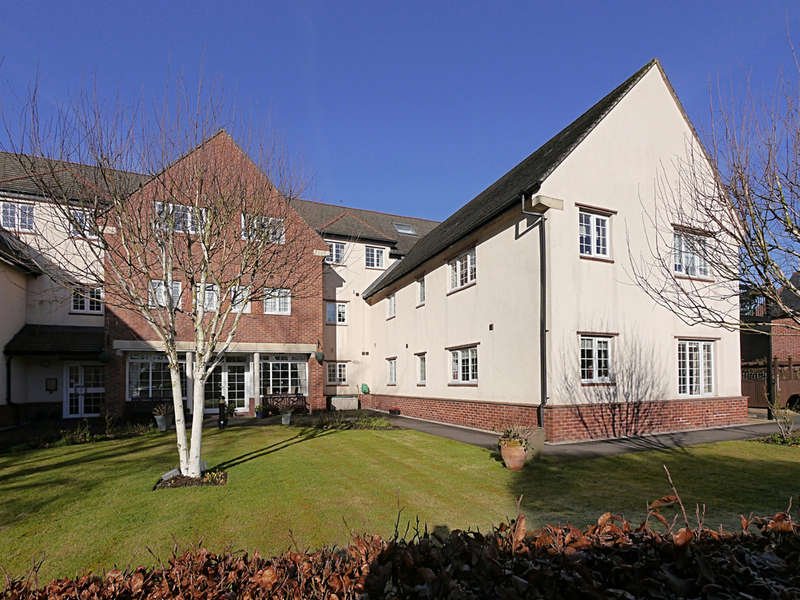 2 Bedrooms Flat for sale in Faulkners Lane, Mobberley, Knutsford