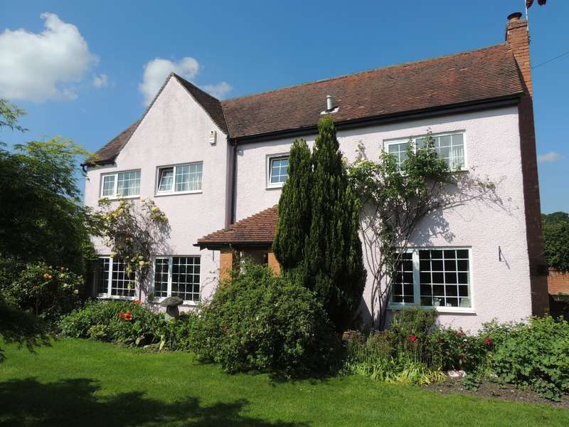 3 Bedrooms Detached House for sale in Tapster Lane, Lapworth