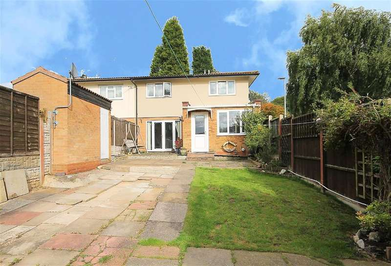 2 Bedrooms Terraced House for sale in Lothersdale, Wilnecote, Tamworth