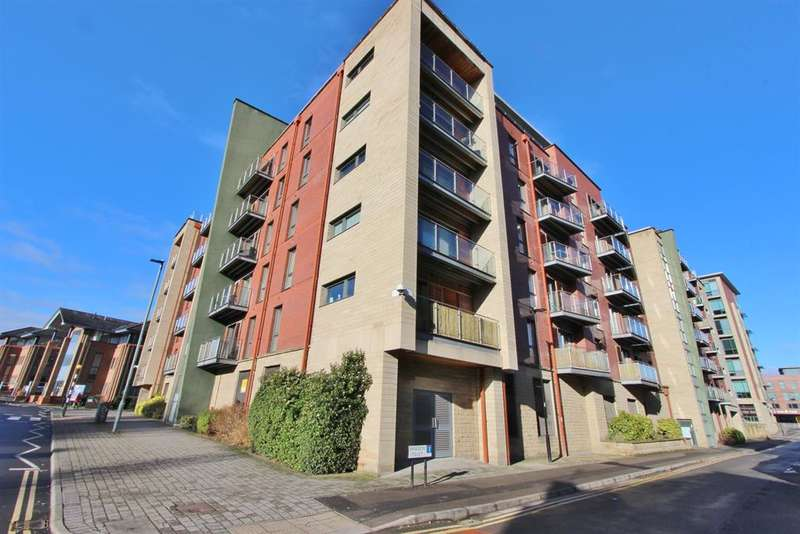1 Bedroom Flat for sale in Shire House, Napier Street, Sheffield, S11 8JA
