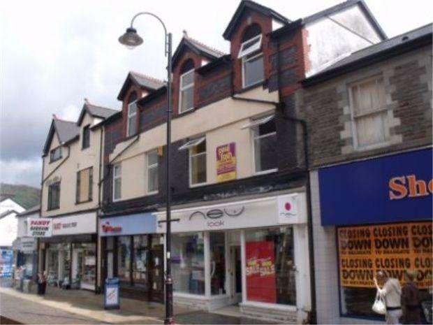 1 Bedroom Flat for rent in 19 - 20 Dunraven Street, Tonypandy, Rhondda Cynon Taff. CF40 1QG
