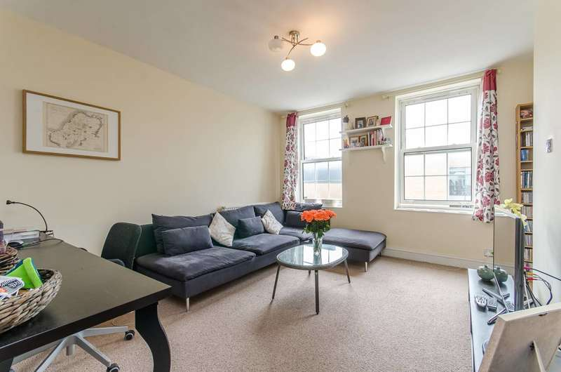 1 Bedroom Maisonette Flat for sale in George Row, Bermondsey, SE16