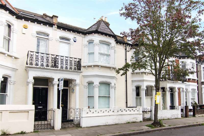 4 Bedrooms Terraced House for sale in Hartismere Road, Fulham Broadway, London, SW6