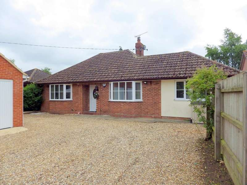 4 Bedrooms Chalet House for sale in Station Road, Cotton IP14