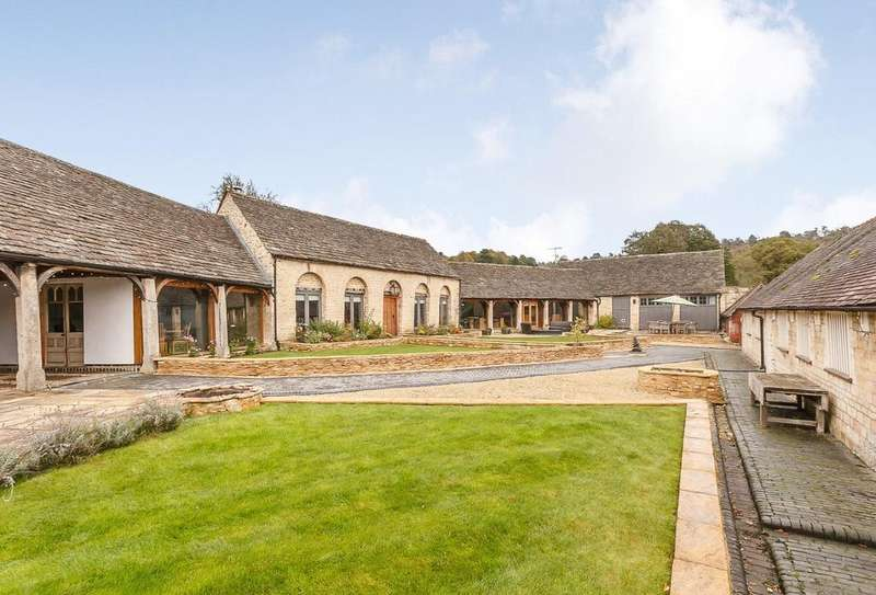 4 Bedrooms House for sale in Little Britain Farm, Bath Road, Woodchester, Stroud, Gloucestershire, GL5