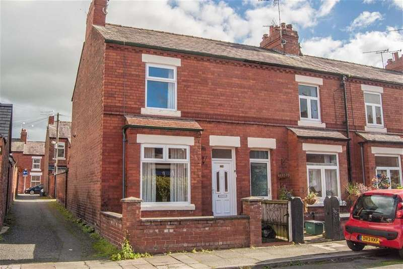3 Bedrooms End Of Terrace House for sale in Faulkner Street, Hoole, Chester, Chester