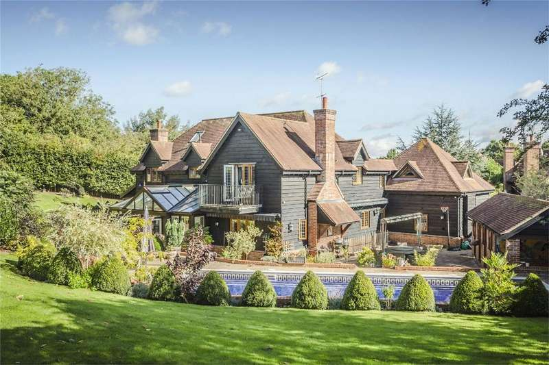 5 Bedrooms Detached House for sale in Gravelly Lane, Braughing, WARE, Hertfordshire