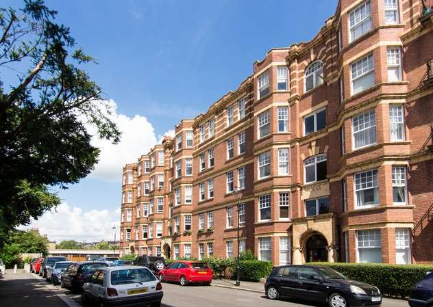 1 Bedroom Flat for sale in Sutton Court, Fauconberg Road, Chiswick