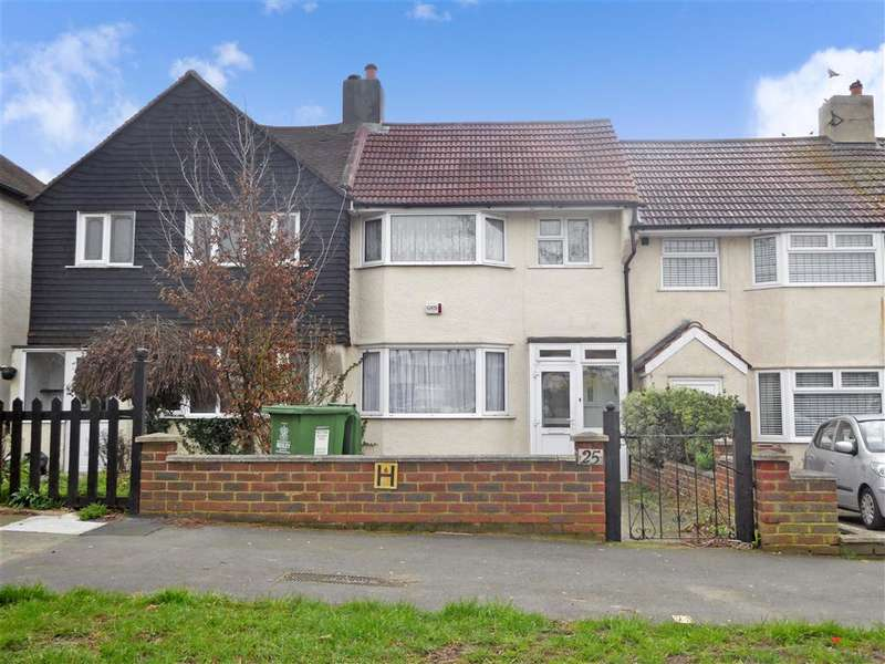 3 Bedrooms Semi Detached House for sale in Chester Road, , Sidcup, Kent