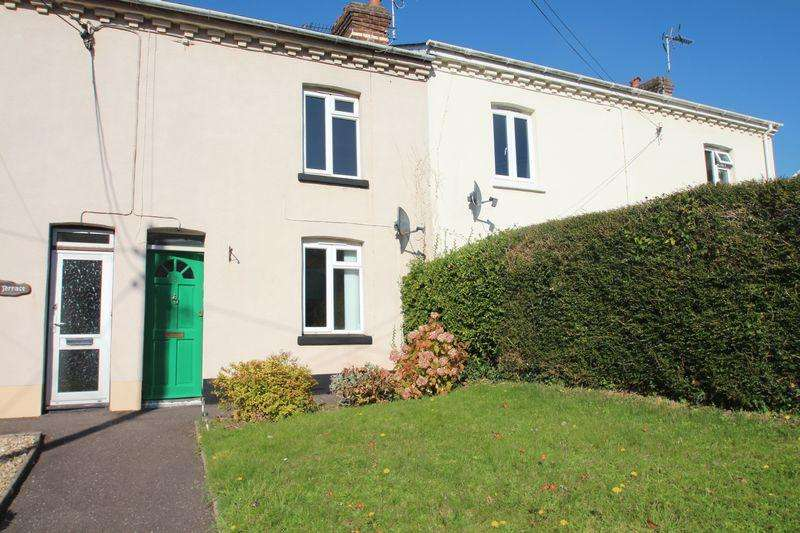 2 Bedrooms Terraced House for rent in 3 Orchard Terrace, Crediton