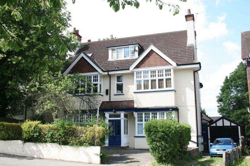 2 Bedrooms Apartment Flat for sale in Normanton Road, South Croydon, Surrey