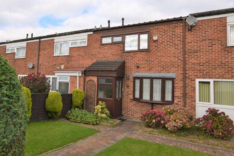 2 Bedrooms Terraced House for sale in Ox Leasow, Birmingham