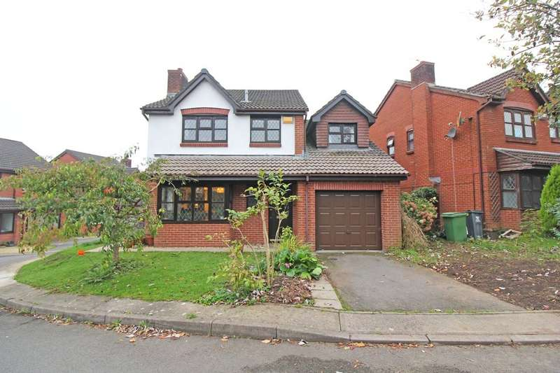 4 Bedrooms Property for sale in Timothy Rees Close, Danescourt, Cardiff