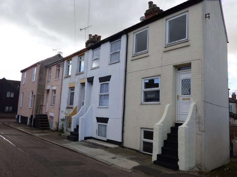 2 Bedrooms End Of Terrace House for sale in Talbot Street, Harwich CO12