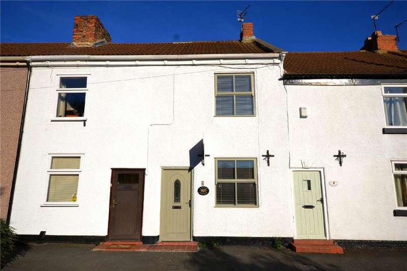 2 Bedrooms Terraced House for sale in Musgrave Terrace, Wolviston, Billingham, Stockton On Tees