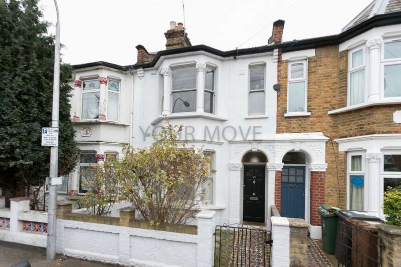 3 Bedrooms Property for sale in Chelmsford Road, Walthamstow, London, E17