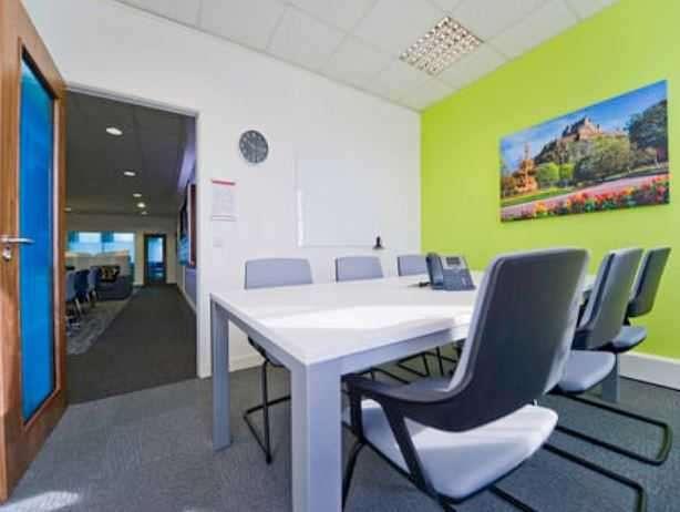 Office Commercial for rent in St Floor, Fleming House, Fort Kinnaird Retail Park, Edinburgh