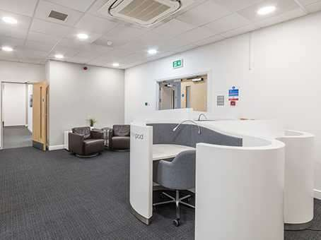 Office Commercial for rent in Cinnamon House, Cinnamon Park, Manchester