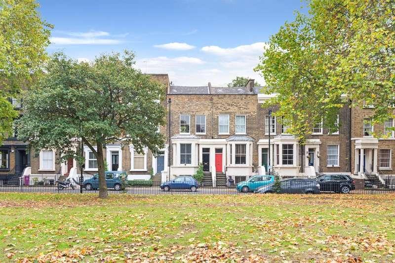 2 Bedrooms Flat for sale in Cadogan Terrace, Hackney, London E9