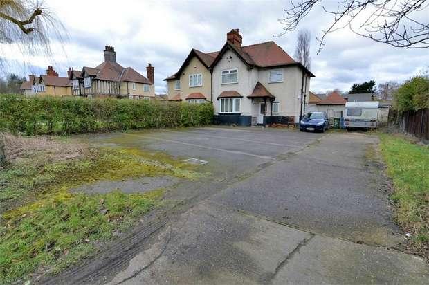 3 Bedrooms Semi Detached House for sale in Manton Villas, Worksop, Nottinghamshire