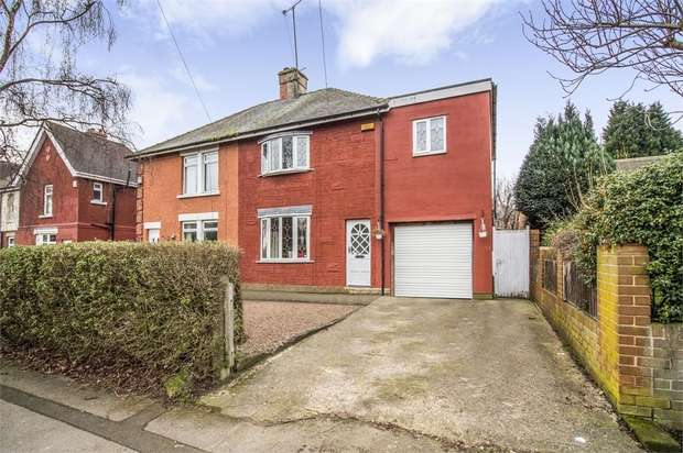 4 Bedrooms Semi Detached House for sale in Willowgarth, Rawmarsh, Rotherham, South Yorkshire