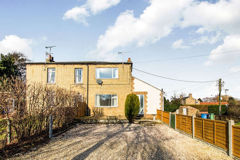 3 Bedrooms Semi Detached House for sale in Ryland Road, Dunholme, Lincoln, LN2