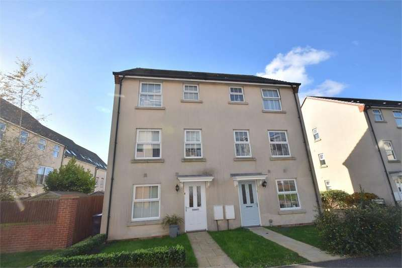 5 Bedrooms Town House for sale in Groombridge Avenue, Seafront, East Sussex
