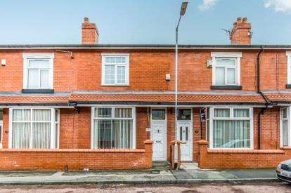 4 Bedrooms Terraced House for sale in Milford Road, Great Lever, Bolton, Greater Manchester, BL3