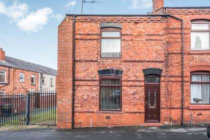 2 Bedrooms End Of Terrace House for sale in Bryham Street, Scholes, Wigan, Greater Manchester, WN1