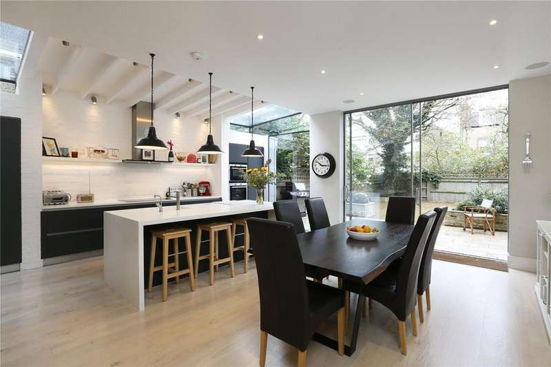 6 Bedrooms Terraced House for sale in Huron Road, Heaver Estate, London, SW17