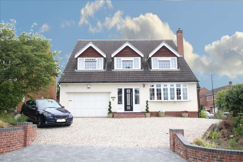 4 Bedrooms Detached House for sale in Digby Road, Sutton Coldfield. B73 6HG