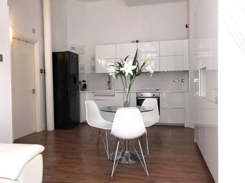 1 Bedroom Apartment Flat for sale in Broadway House, Lace Market NG1
