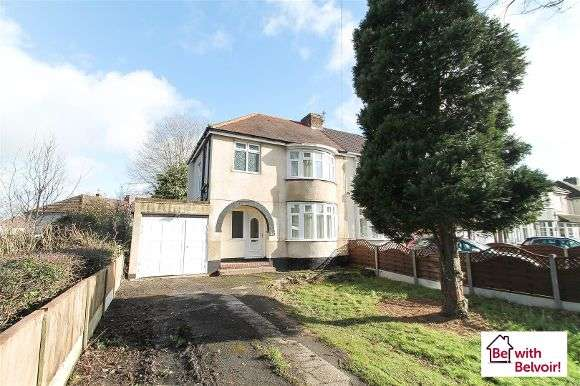 3 Bedrooms Semi Detached House for sale in Long Knowle Lane, Wolverhampton