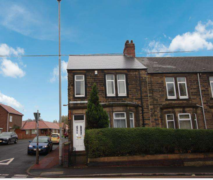 3 Bedrooms House for rent in Wingrove Terrace, Bill Quay, Gateshead