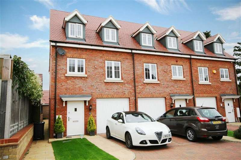 3 Bedrooms End Of Terrace House for sale in Skipps Meadow, Buntingford