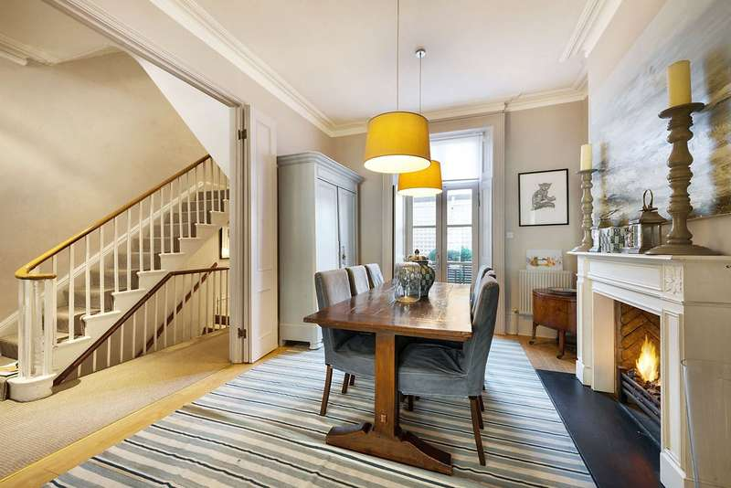 5 Bedrooms Semi Detached House for sale in Gunter Grove, Chelsea, London, SW10