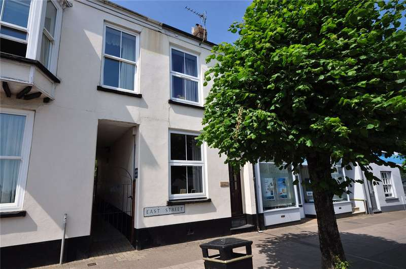 2 Bedrooms Terraced House for sale in East Street, South Molton, Devon, EX36