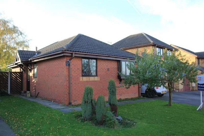 2 Bedrooms Detached Bungalow for sale in 27,Oak Tree Road, Clowne