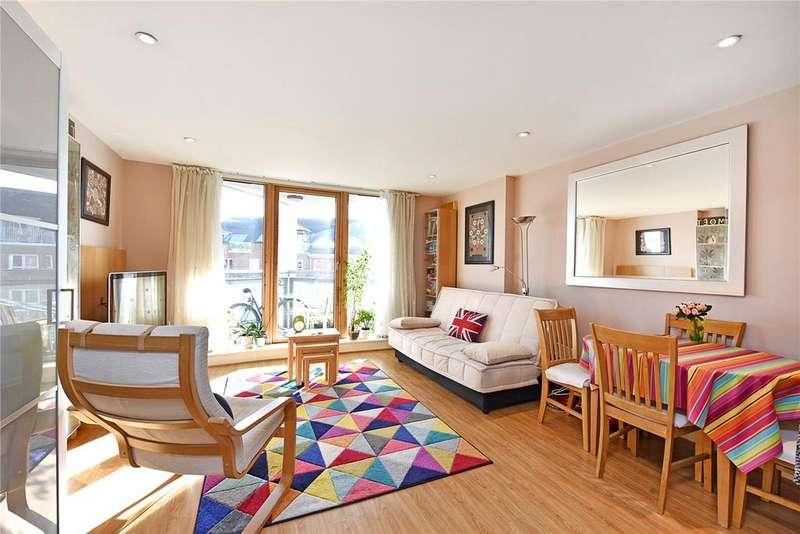 2 Bedrooms Flat for sale in Crews Street, London