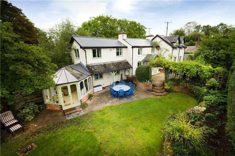 5 Bedrooms Detached House for sale in Old Hill, Flyford Flavell, Worcestershire, WR7