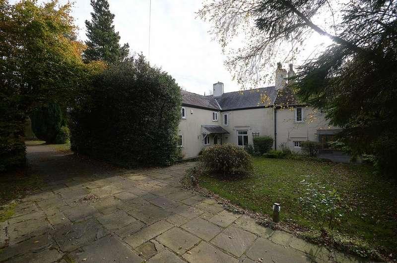 5 Bedrooms Semi Detached House for sale in Windlehurst Road, High Lane