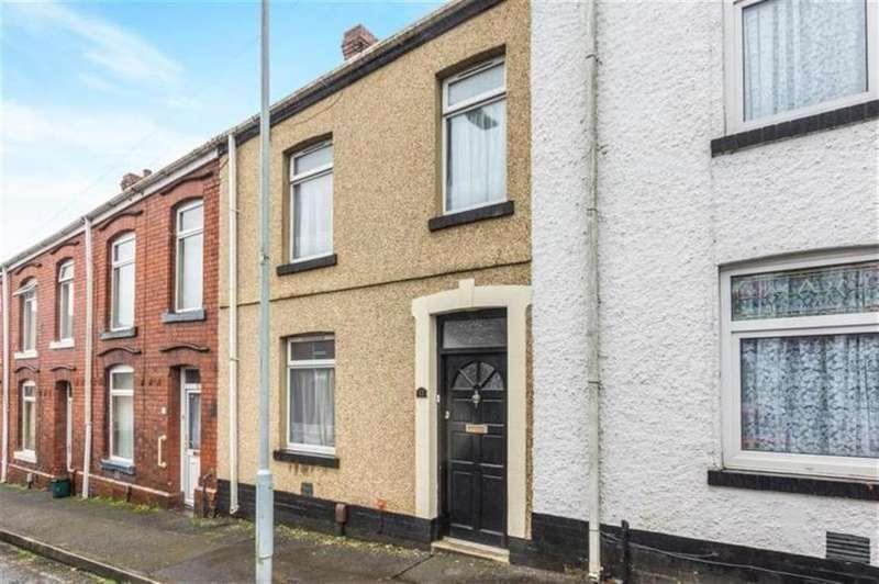 2 Bedrooms Terraced House for sale in Bedford Street, Morriston, Swansea