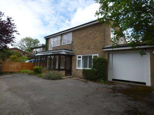 4 Bedrooms Detached House for sale in VERNHAM DEAN, ANDOVER SP11
