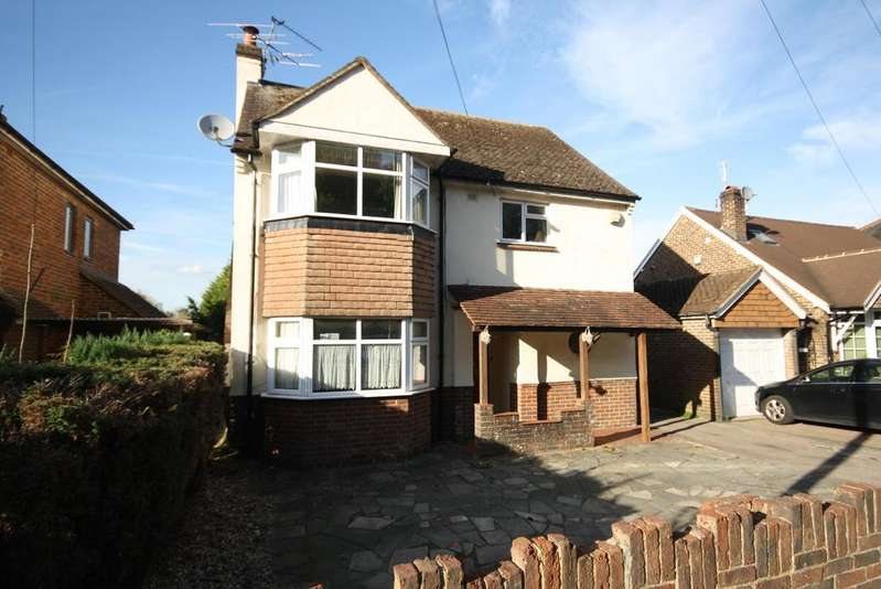 3 Bedrooms Detached House for sale in Povey Cross Road, Horley RH6