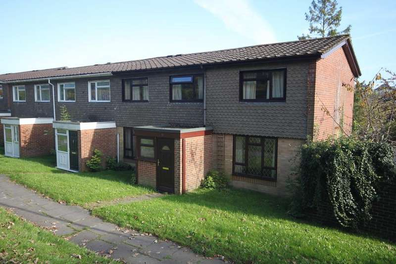 4 Bedrooms End Of Terrace House for sale in GLYNDEBOURNE CLOSE, SALISBURY, WILTSHIRE, SP2 9EY
